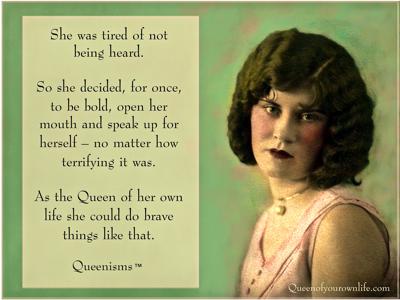 When the Quiet OnesRoar